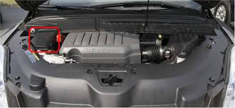 buick enclave fuse box installation of at 37gm unit on gm crossover s click to enlarge similiar buick lesabre battery location keywords
