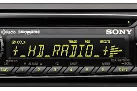 sony cdx gt710hd wiring diagram sony image wiring sony cdx gt710hd single din in dash cd am fm car stereo w built on sony