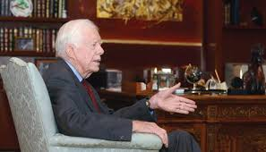 jimmy carter oval office. Leader And Statesman: Former President Jimmy Carter Oval Office