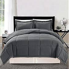 luxury comforter sets queen.  Sets 3 Piece Luxury GREY Goose Down Alternative Comforter Set Full  Queen  Duvet Insert To Sets I