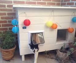 Solar Powered Cat House 4 Steps With Pictures
