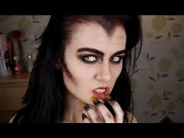 werewolf makeup tutorial