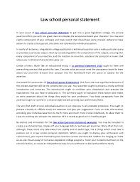 How To Write A Personal Statement For Phd Examples   sample