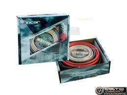 Комплект проводов для подкл. 4х кан. усилителя <b>INCAR PAC</b>-<b>408</b> ...