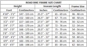 Bike Fitting Chart Proper Road Bike Fit Guide Igottaride