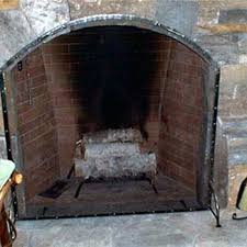 arts and crafts fireplace screen iron arch top fireplace screen arts and crafts fireplace screens