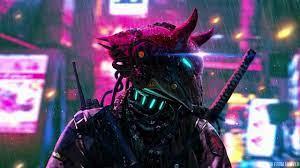 Cyberpunk wallpaper ...