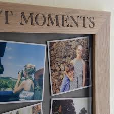 large multi photo frame frames mirrors notice boards the oak rope company