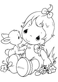 Baby Girl Coloring Pages Baby Color Pages Online Boss Baby Coloring