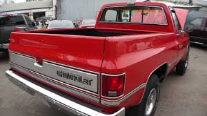 1986 Chevrolet K10 Pick Up For Sale~ALL OPTIONS~Restored~MUST SEE ...