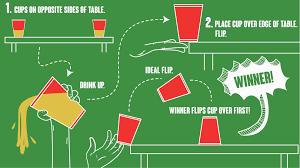 2 flip cup