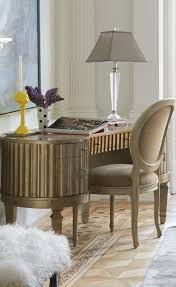 custom standing desk kidney shaped mid. the fluted exterior kidney shape and antiqued creamandtaupe finish of our danielle writing desk bring nostalgic sweetness to styles ranging from vintage custom standing shaped mid a