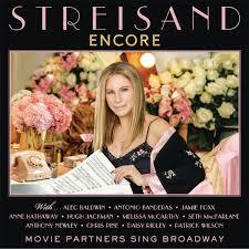 Ultratop Be Barbra Streisand Encore Movie Partners Sing Broadway