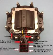 wiring diagram hei distributor gm wiring diagram repair s hei distributor ignition system general