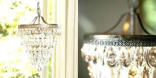 rectangular glass drop chandelier iron lamp restaurant lights box creative within chan