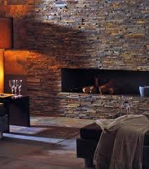 ledger stone fireplace feature wall tile stone fireplace livingroom bedroom by