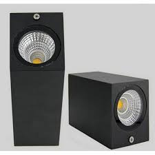 indirect wall lighting. Dimmable 2*7W COB Indirect Wall Lamp LED Sconce Surface Contemporary Light Indoor Lighting