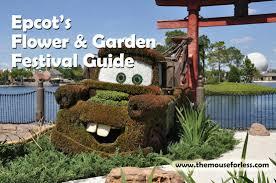 disney flower and garden. Wonderful Disney Epcot Flower And Garden Festival Guide From Themouseforlesscom  DisneyWorld FlowerandGarden Throughout Disney And