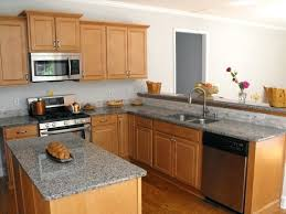 kitchen light maple with granite do i like grey gray countertops cabinets dark