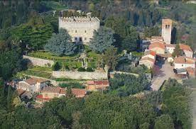 Die Burg von Montemurlo