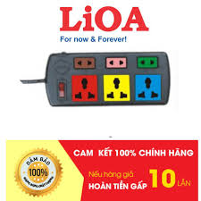 Ổ CẮM ĐIỆN LIOA CHÍNH HÃNG CÓ DÂY NHIỀU MẪU - Ổ cắm điện Nhãn hàng LiOA