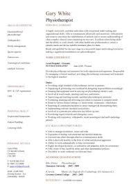 medical cv template example of personal statement for resume