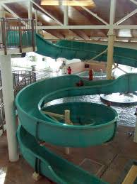 indoor pool and hot tub with a slide. Golden Community Pool Slide Indoor And Hot Tub With A