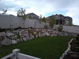 landscaping ideas backyard with rock backyard landscaping ideas rocks