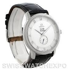 omega deville prestige small seconds mens watch 4813 30 01 5785 omega deville prestige small seconds mens watch 4813 30 01 swisswatchexpo