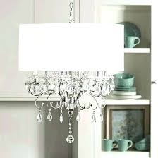 chandeliers linen drum shade chandelier shades new pendant light lights white