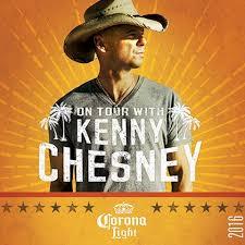 Kenny Chesney Corona Light Tour Corona Light X Kenny Chesney Dope Yellow And Blue Depop