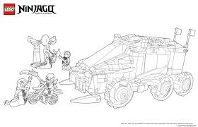 Small Picture car tank moto ninjago Coloring pages Printable