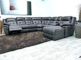 leather reclining sectional with chaise sectional sofas with recliners and chaise home designs gray leather sectional