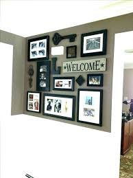 large collage picture frames family photo collage frame hanging wall clock family picture collage frame grace