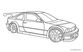 Race car coloring pages are an excellent way to introduce them to world of cars and racing through an educative learning experience. Free Printable Race Car Coloring Pages For Kids