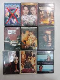 Johnny Depp Fans Alert! Original Movie DVDs & VCDs Clearance Sale!, Hobbies  & Toys, Music & Media, CDs & DVDs on Carousell