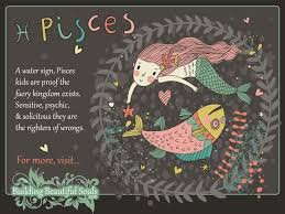 Teen information on pisces