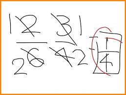 5 cross multiplying fractions liquor samples multiplication ...