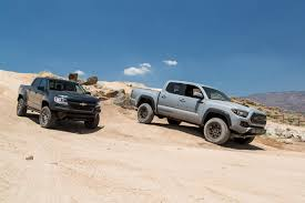 Small truck war? Toyota Tacoma dominates, but Ford Ranger, Jeep ...