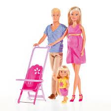 <b>Simba</b> Toys - <b>Steffi Love</b> Happy Family Playset - Walmart.com ...