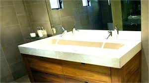 trough sink two faucets. Delighful Two Breathtaking Dual Faucet Bathroom Sink Trough Two Sophisticated  Sinks With Faucets 2 Double On Trough Sink Two Faucets H