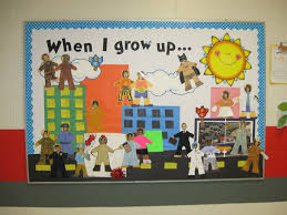 family bulletin board. pirate bulletin boards for daycare our family project this month was on community helpers board
