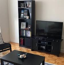 living room tv stand bookshelf coffee table 2nd ave