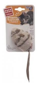 Купить <b>Игрушка</b> для кошек <b>GiGwi Melody Chaser</b> Мышка со ...