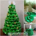 Поделки рождественская елка
