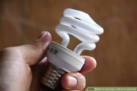 image titled change a stuck lightbulb step 1