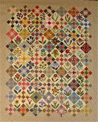 Moose Bay Muses: The Calico Garden Quilt & This is a similar version from Primitive Gatherings. Love it! Adamdwight.com