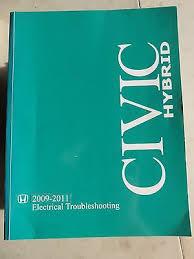 1990 honda civic crx service repair manual electrical wiring 2009 2011 honda civic hybrid service repair manual electrical wiring diagram etm