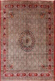 home interior 7x11 rug hand knotted carpet semi antique persian mashad quality from 7x11