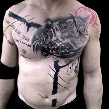 топ 10 самых красивых стилей татуировок